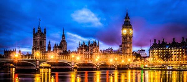 Великобритания, налоговый режим