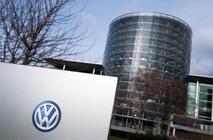 инвесторы, иск в суд, Volkswagen
