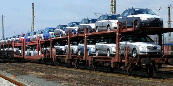 импорт автомобилей, Казахстан