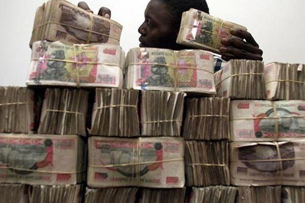 Зимбабве, валюта