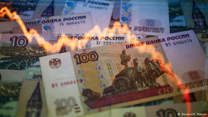 рубль, российская экономика, Россия, санкции