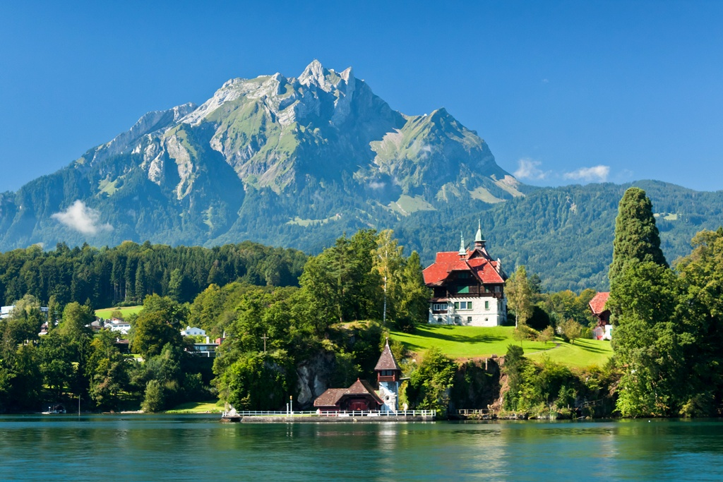 недвижимость в Швейцарии