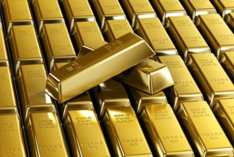 Россия, золото, центробанк