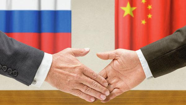 российско-китайские отношения, Россия, Китай