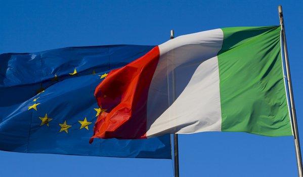 ЕС, Италия, кризис