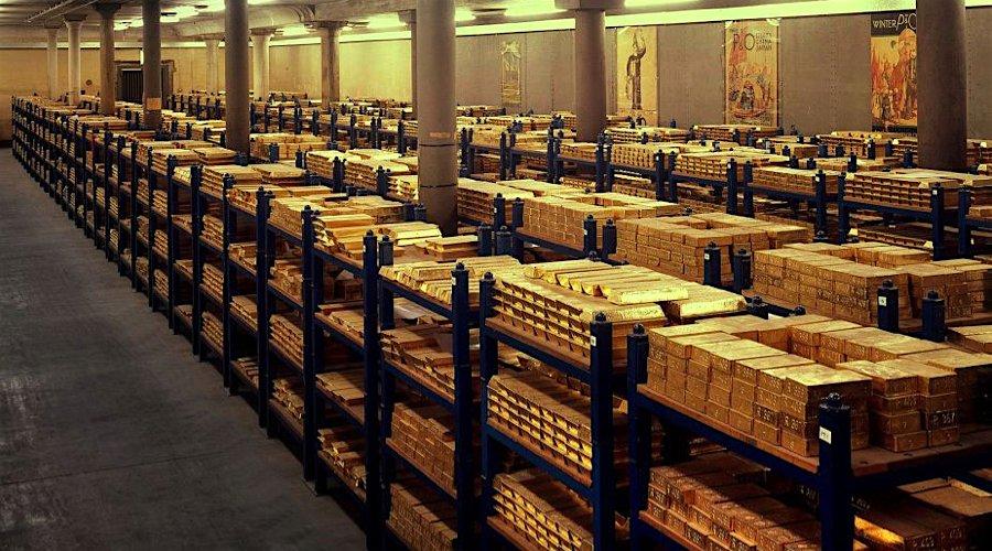 Китайский банк, ICBC, Barclays, золото