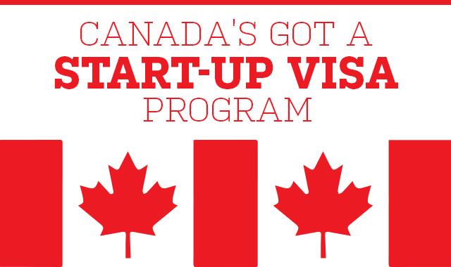 Канада, Start-Up Visa