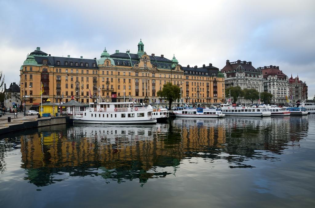 Дания, рост экономики