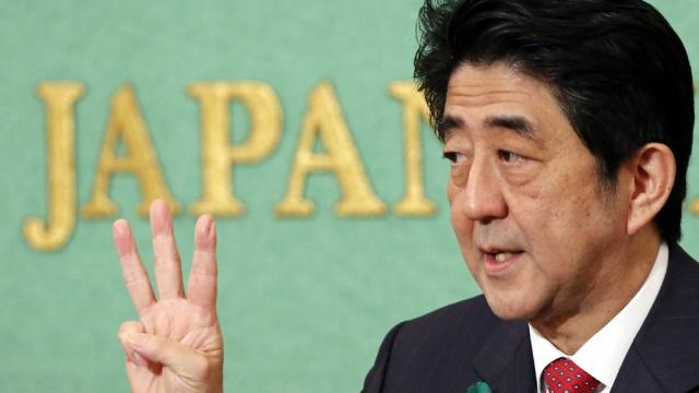 японская экономика, рецессия, повышение налогов