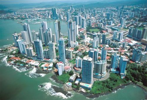 Панама, Латинская Америка, воздушные сообщения