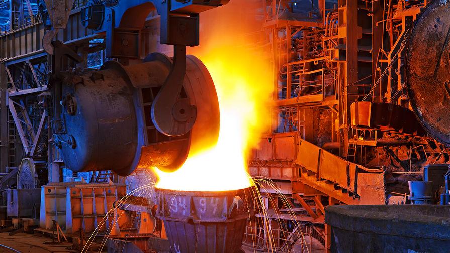 США, Китай, падение спроса, сталь