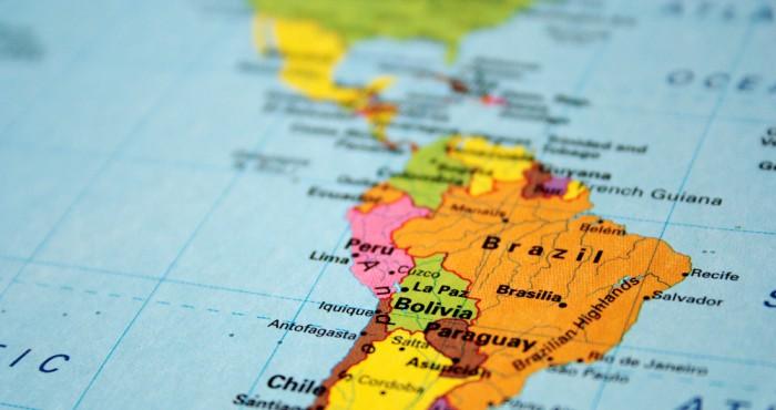 Китай, Латинская Америка