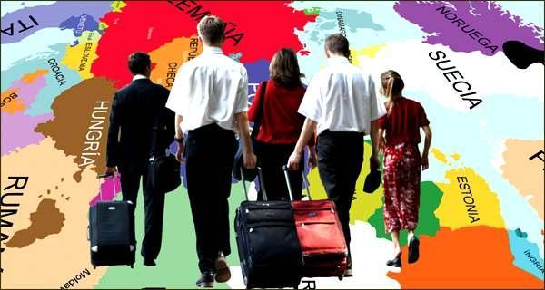 Чехия, рабочие эмигранты