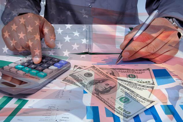 корпоративный налог, США