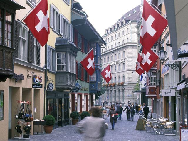 Швейцария, налоговое законодательство