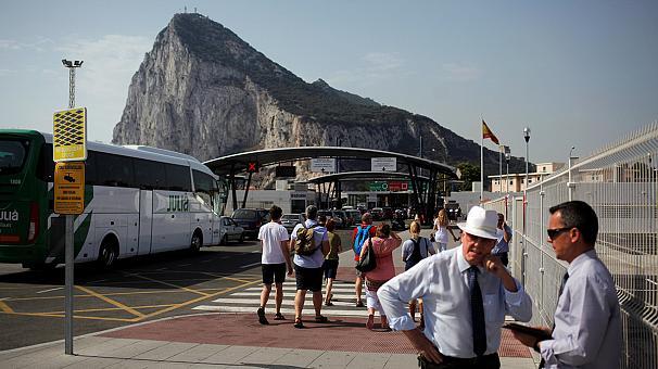 Брексит, Гибралтар
