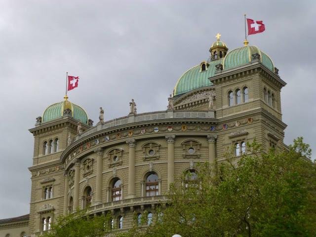 Швейцария, корпоративный налог