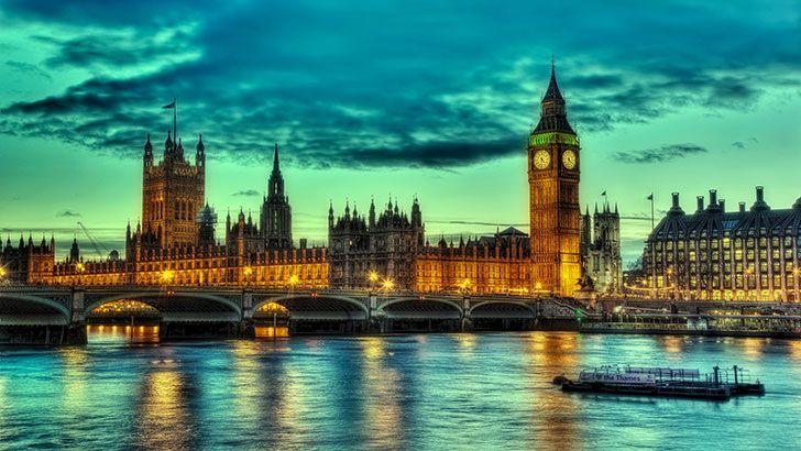 бизнес в Европе, Лондон