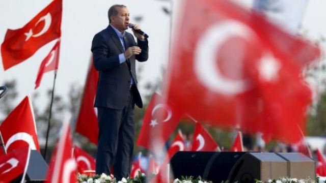 смертная казнь, Турция, переворот в Турции