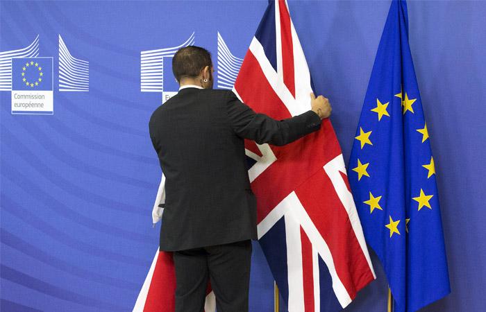 ЕС, выход Великобритании из ЕС