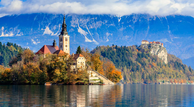 Словения, ЕКА