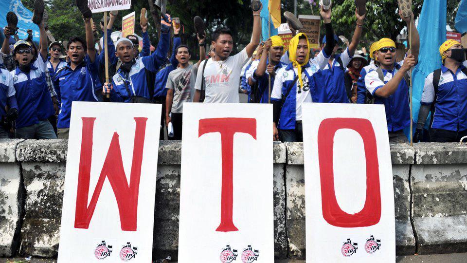 Либерия, ВТО