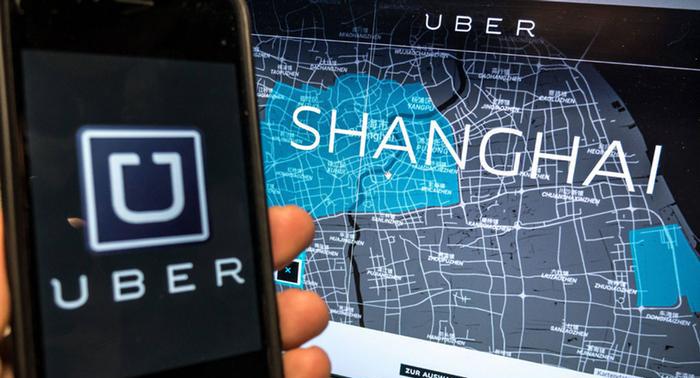 Uber, китайский рынок