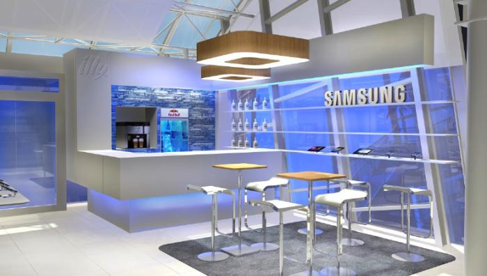 Франкфурт, Samsung