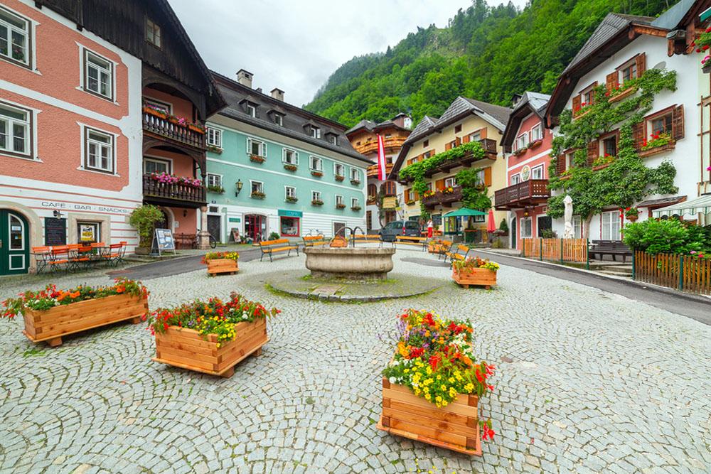Австрия, инвестирование