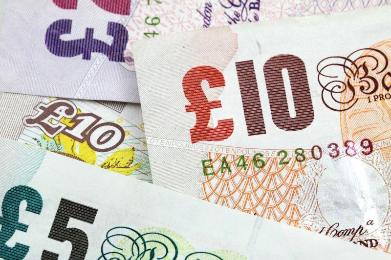 зарплата в Великобритании