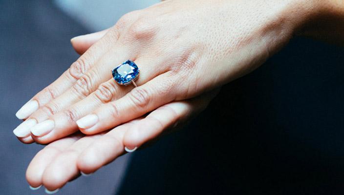 бриллианты, инвестировать, Sotheby's