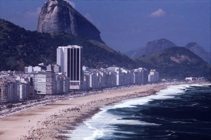 Бразилия, черный список