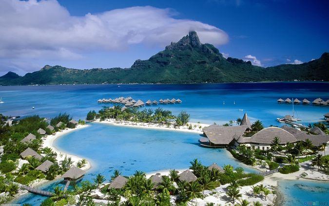 собственный остров, Французская Полинезия