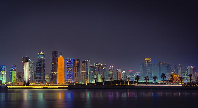 Катар, чистый доход