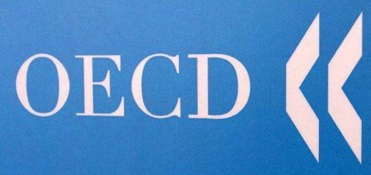ОЭСР, ведущие страны мира, корпоративный налог