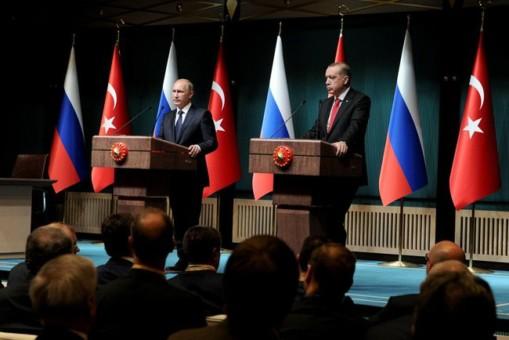 Россия, Турция, ЕС, Южный Поток