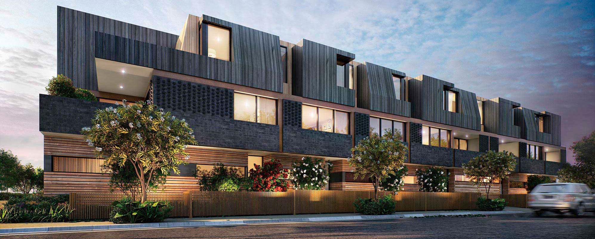 Австралия, жилой комплекс, квартира