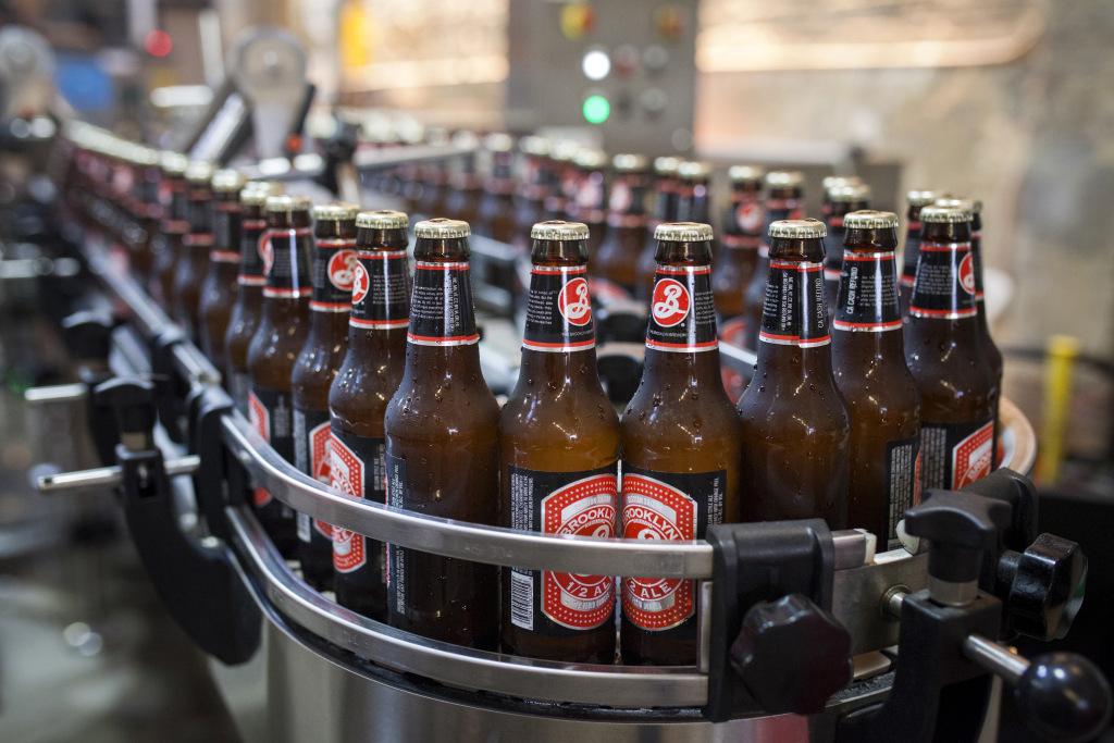 Kirin Brewer, Brooklyn Brewery, производитель пива, пивоварня