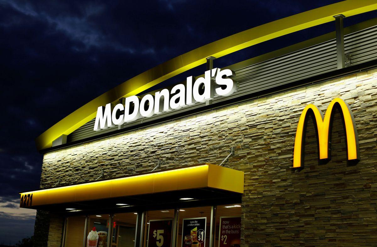 Сеть заведений быстрого питания, заведение быстрого питания, McDonald's, Флорнеция