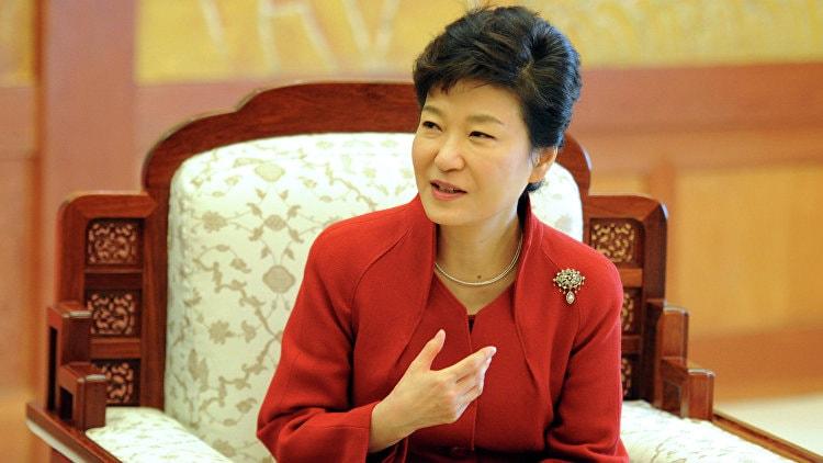 Южная Корея, Пак Кын Хе, прокуратура