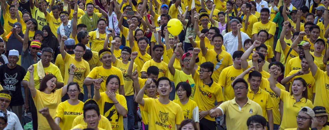 отставка премьер-министра, Малайзия