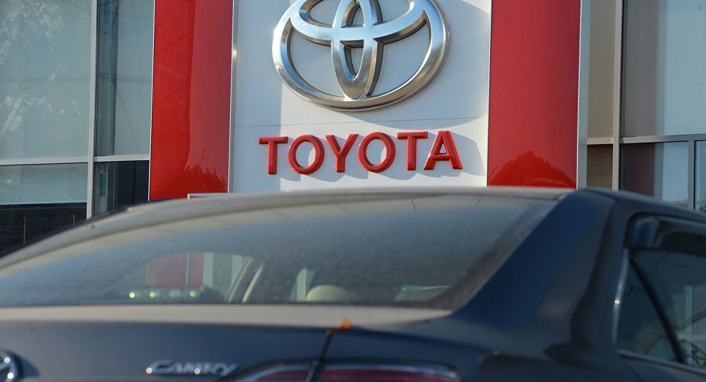 Toyota, автомобили, коррозия
