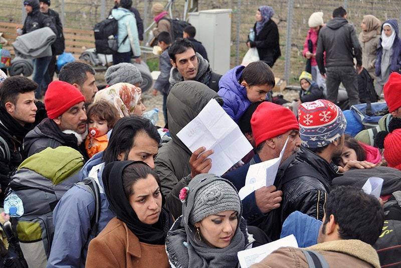 работа в Германии, мигранты, беженцы