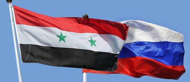 Россия, Сирия