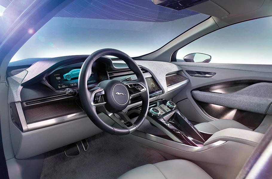электромобили, Великобритания, Jaguar Land Rover