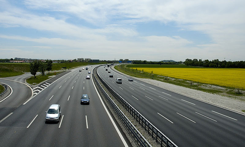 Германия, автобаны