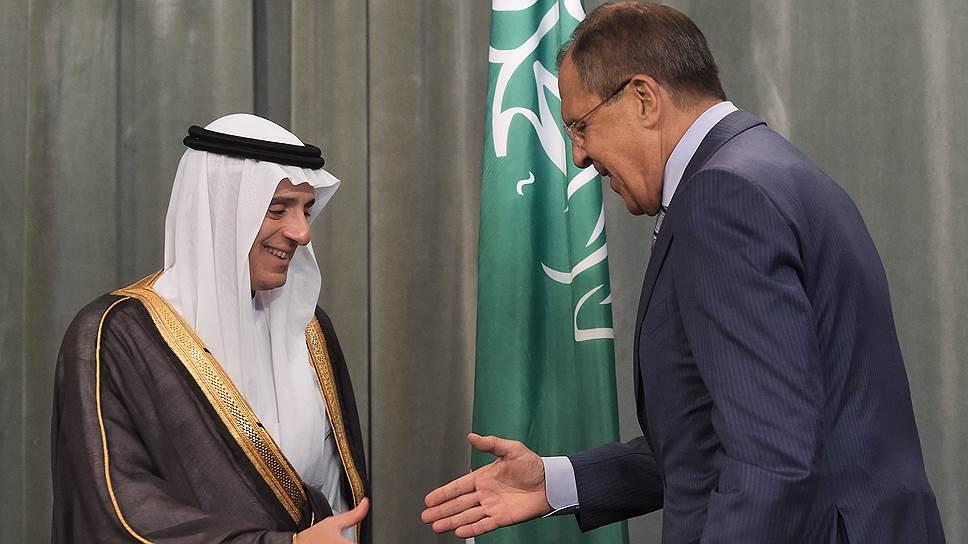 Саудовская Аравия, Россия, Эр-Рияд
