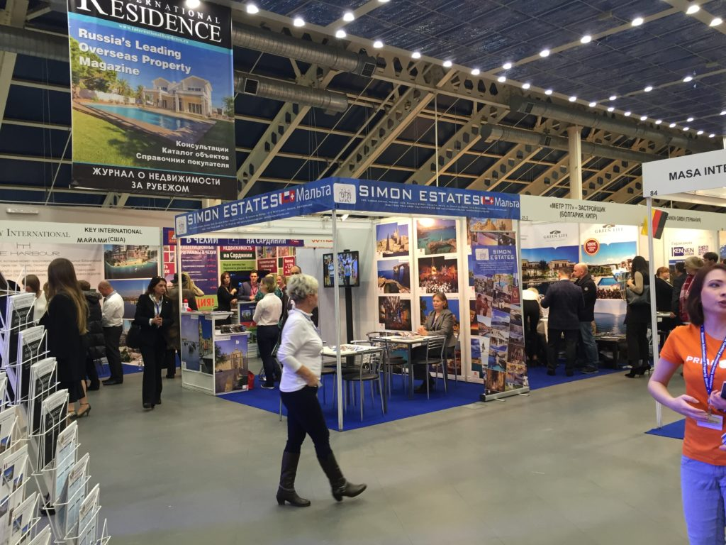 Moscow International Property Show 2016