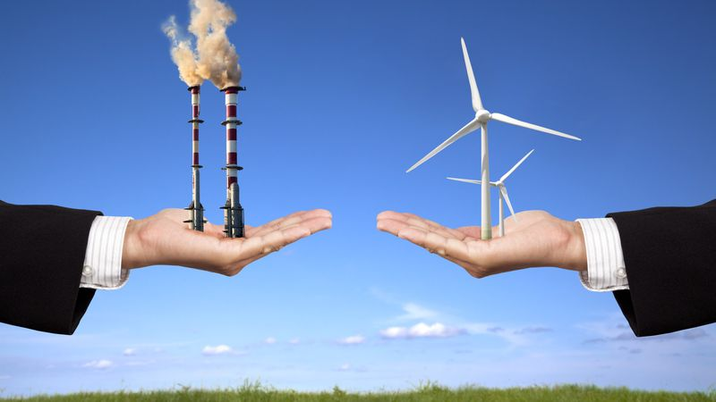 ископаемые виды топлива, глобальное потепление, альтернативные источники энергии