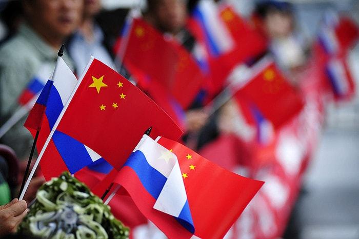Китай, Россия, торговый оборот